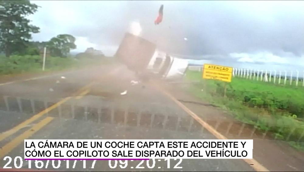 accidente brasil