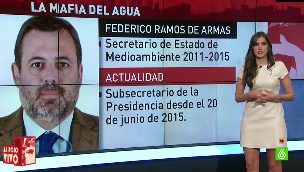 Federico Ramos de Armas, subsecretario de Presidencia