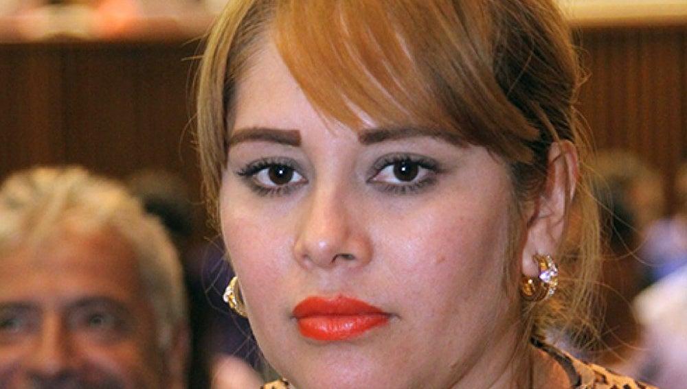 Imagen de Lucero Guadalupe Sánchez, presunta amante de ' El Chapo'.