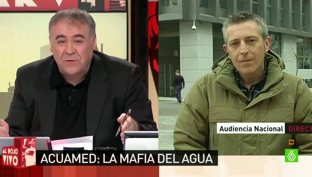 Miguel Ángel Campos, periodista de la Cadena Ser