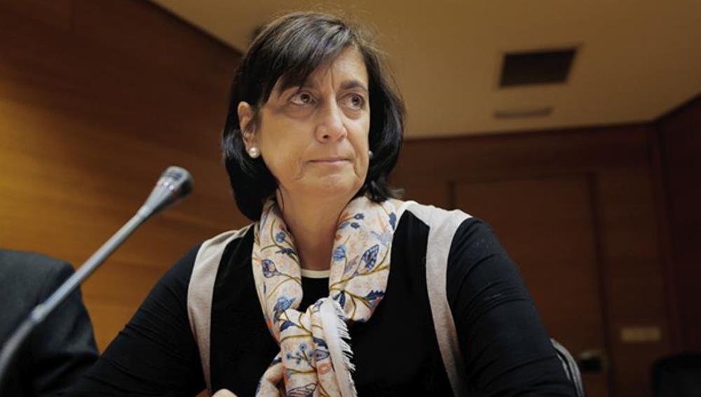 La exgerente de Ferrocarrils de la Generalitat Valenciana, Marisa Gracia