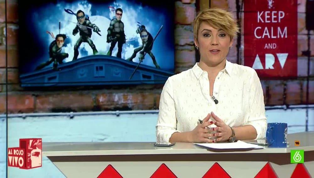Cristina Pardo, periodista de laSexta Noticias