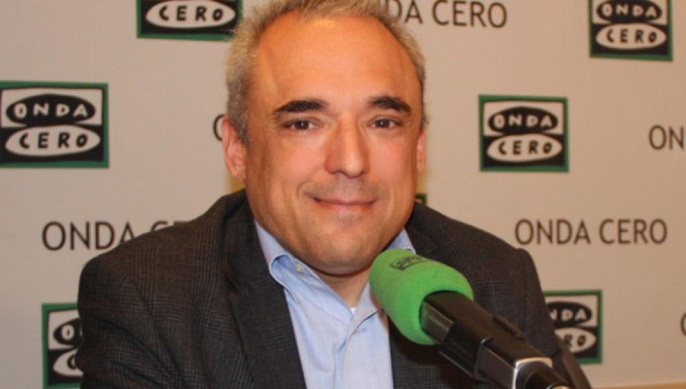 Rafael Simancas en Onda Cero