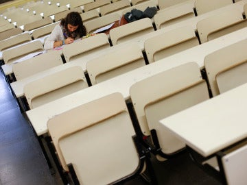Jóvenes en la Universidad