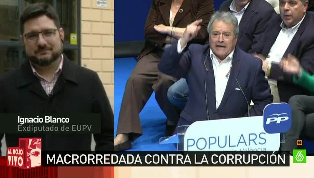 Ignacio Blanco, exdiputado de EUPV