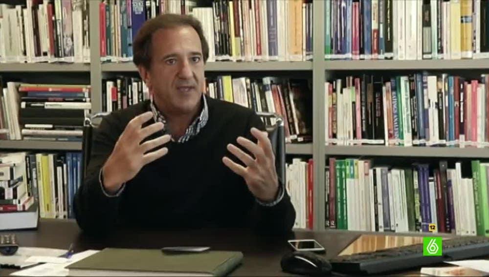 José Miguel Contreras, catedrático de comunicación