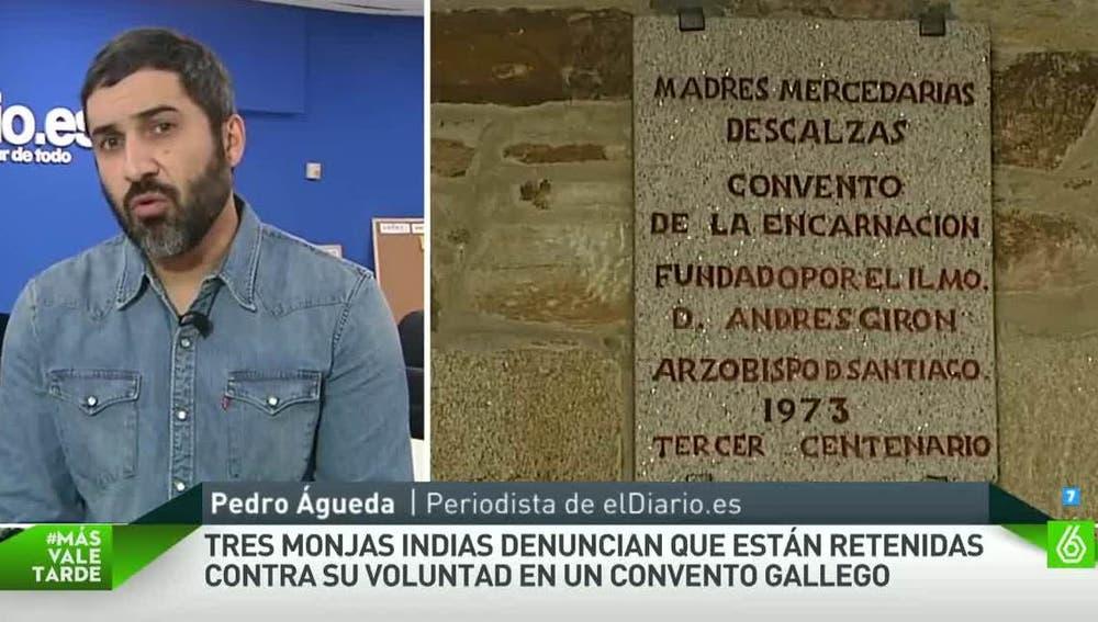 Pedro Águeda, periodista de 'elDiario.es'