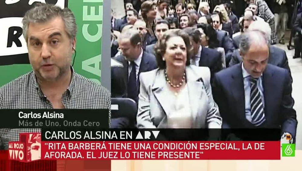 Carlos Alsina, periodista de 'Más de Uno'
