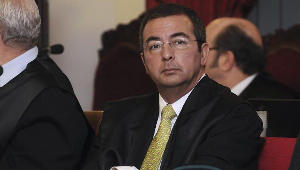 Fermín Guerrero, el abogado de Raquel Gago