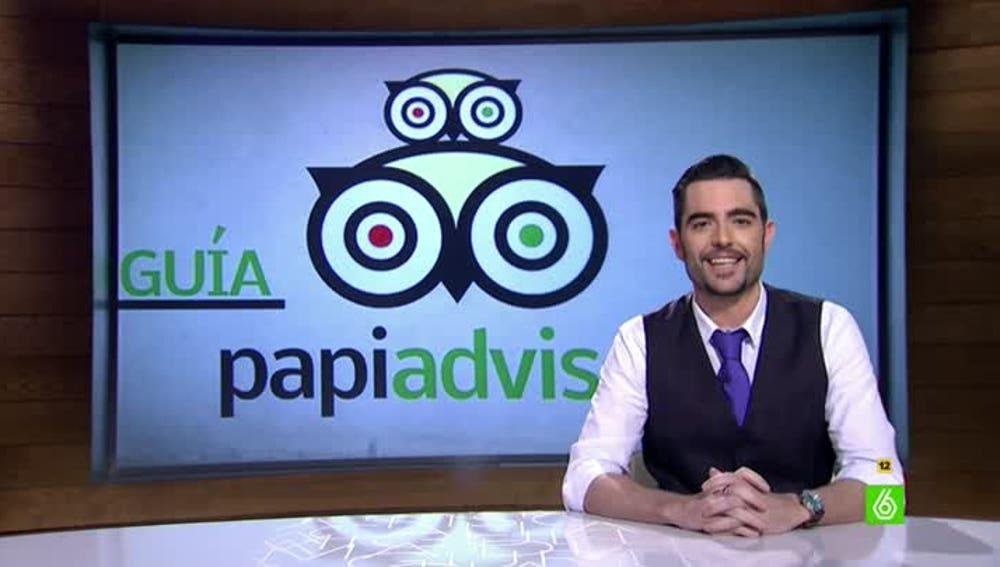 'Papiadvisor', una lista con los peores sitios a los que llevar a tus progenitores