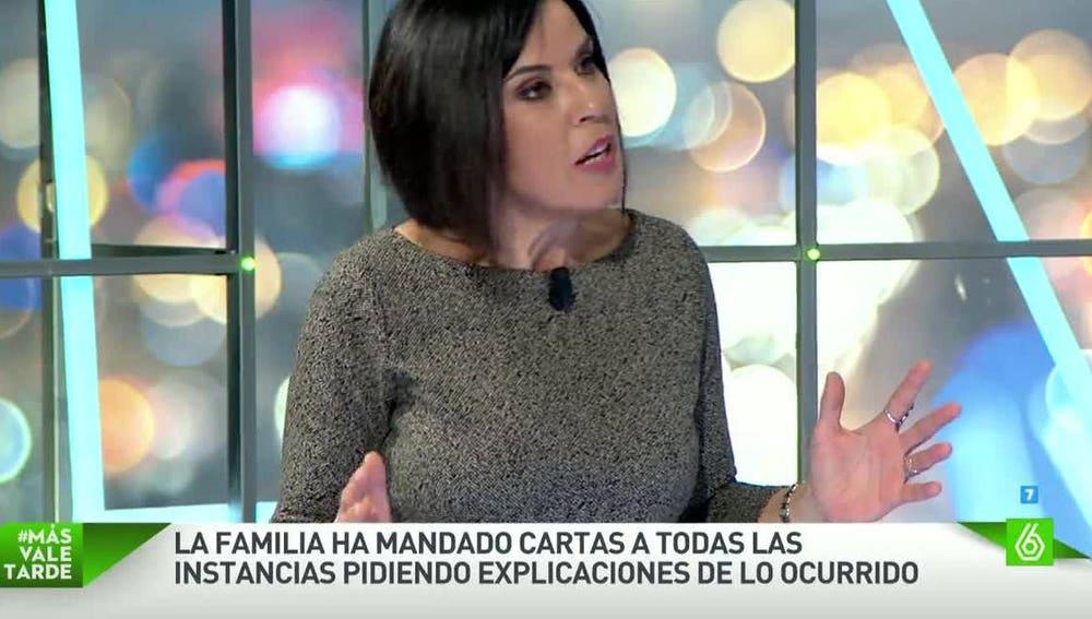 La abogada y criminóloga Bea de Vicente