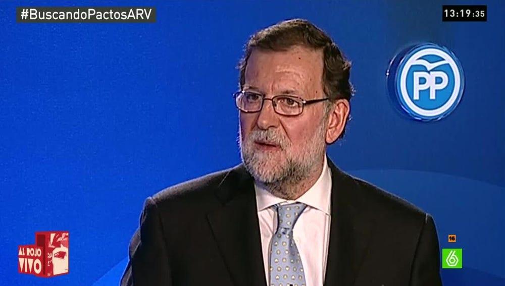 Rajoy arv