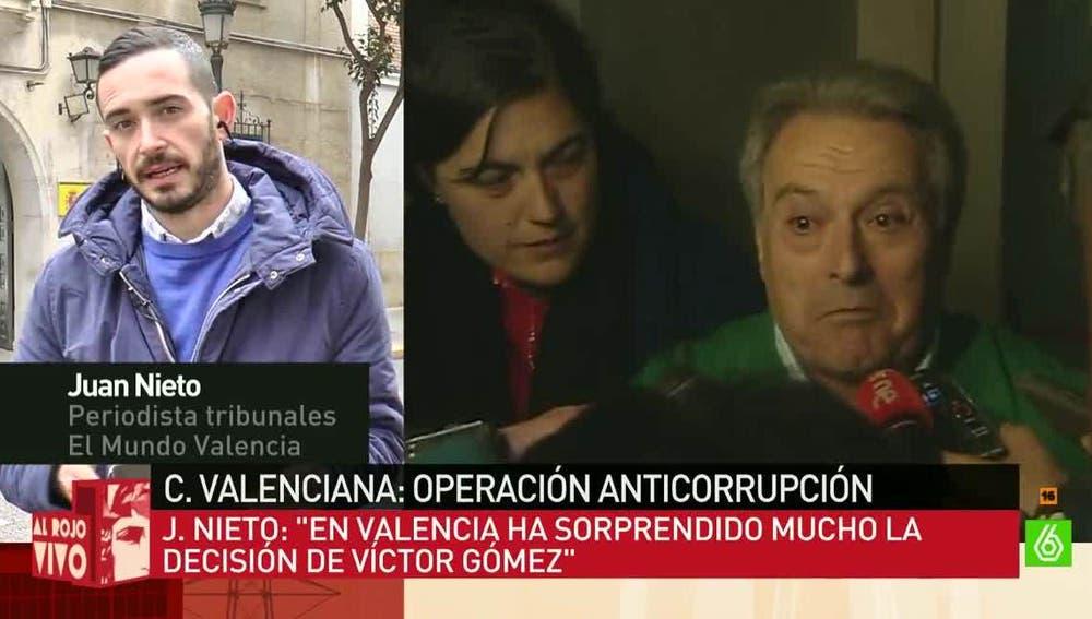 Juan Nieto, periodista de El Mundo en Valencia
