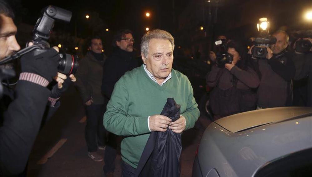 Alfonso Rus, expresidente de la Diputación de Valencia