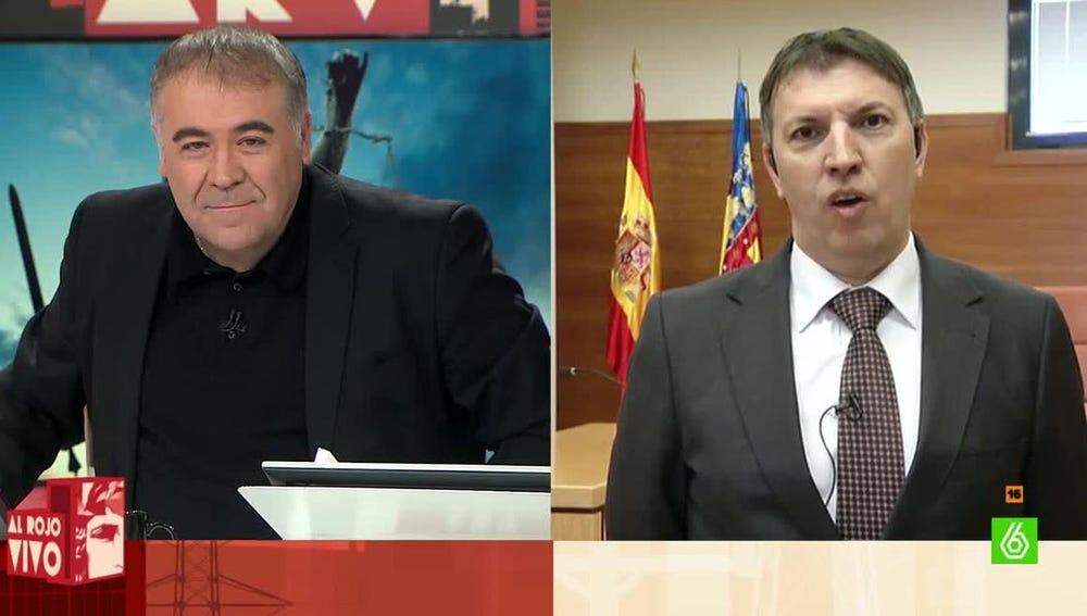 Joaquim Bosch, portavoz de Jueces por la Democracia