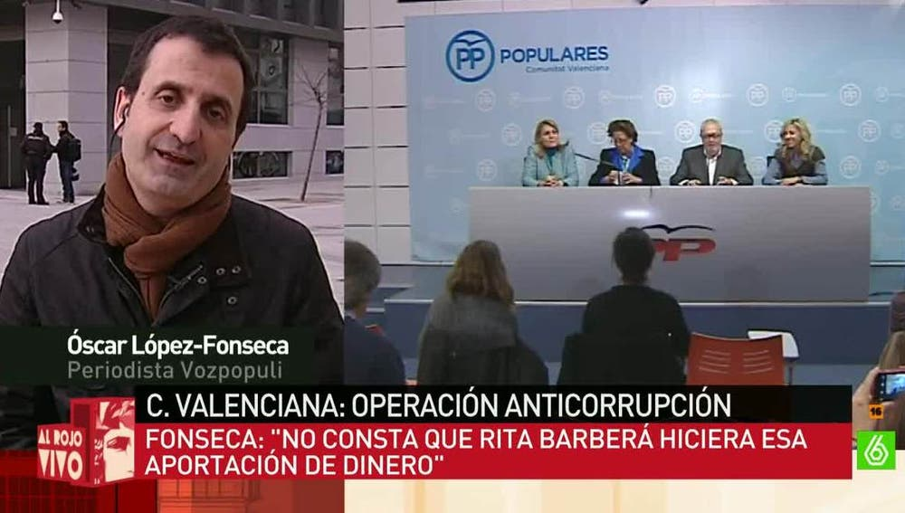 Óscar López-Fonseca, periodista de VozPópuli
