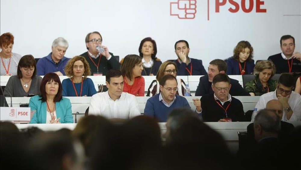 """Pedro Sánchez, sobre la oferta de Podemos: """"El cambio no es de personas sino de políticas, por eso no vamos a hablar de sillones"""""""