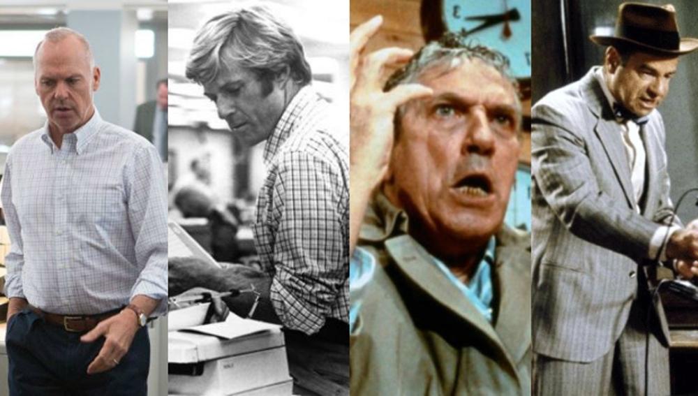 Varias películas de cine periodístico