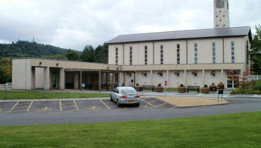El crematorio Thornhill