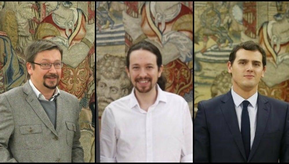 Domènech, Iglesias y Rivera