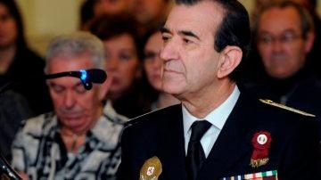Martín Muñoz, jefe de Policía de León