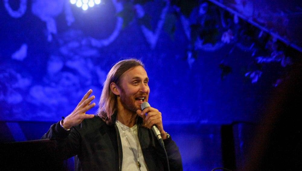 El Dj francés, David Guetta /Archivo