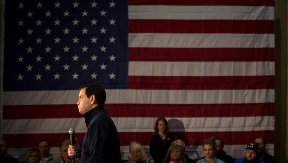Marco Rubio, aspirate republicano a la Casa Blanca