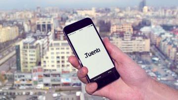 La aplicación Tuenti en móvil