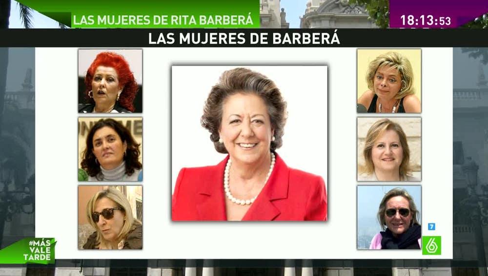 'Los ángeles de Rita'