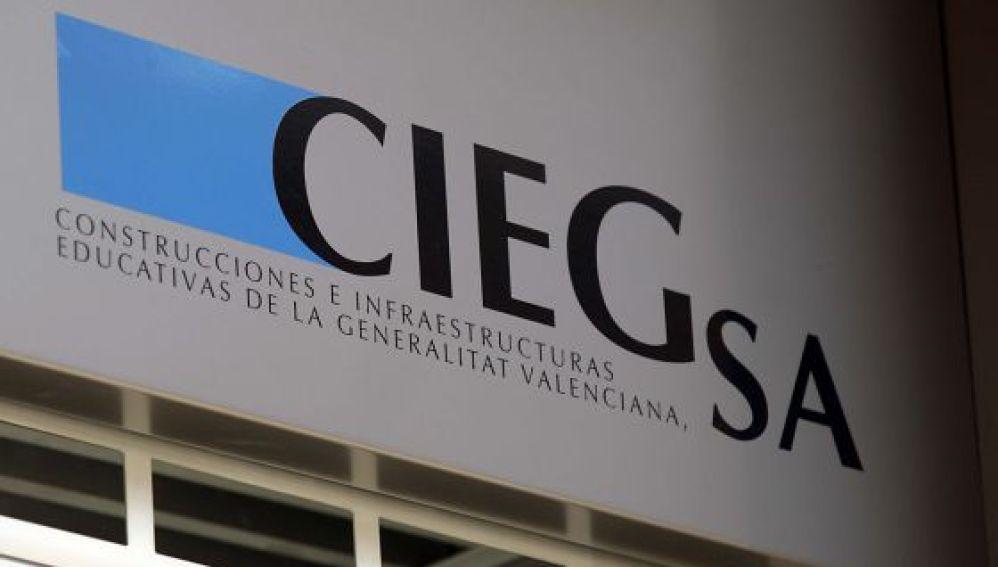 Logotipo de la empresa pública