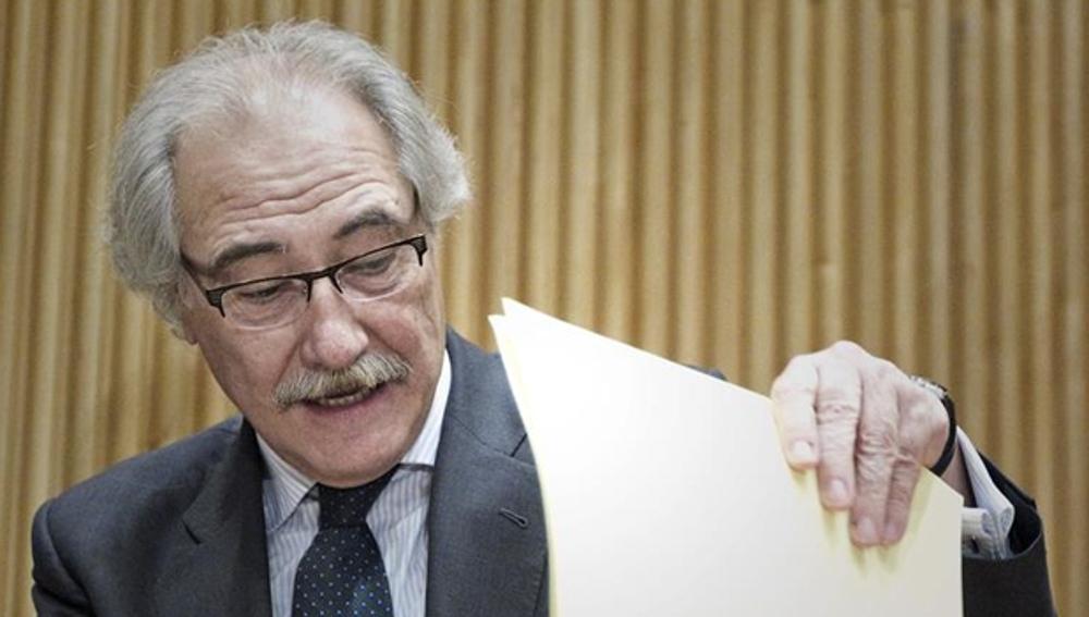 El expresidente de CCM Juan Pedro Hernández Moltó