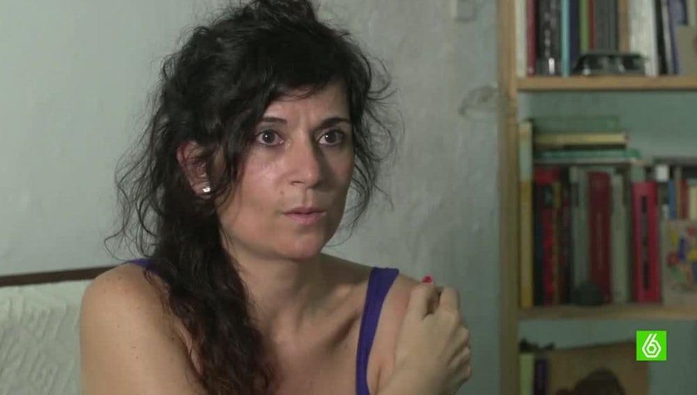Raquel, española infectada con el virus Zika