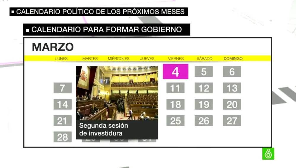 Calendario político