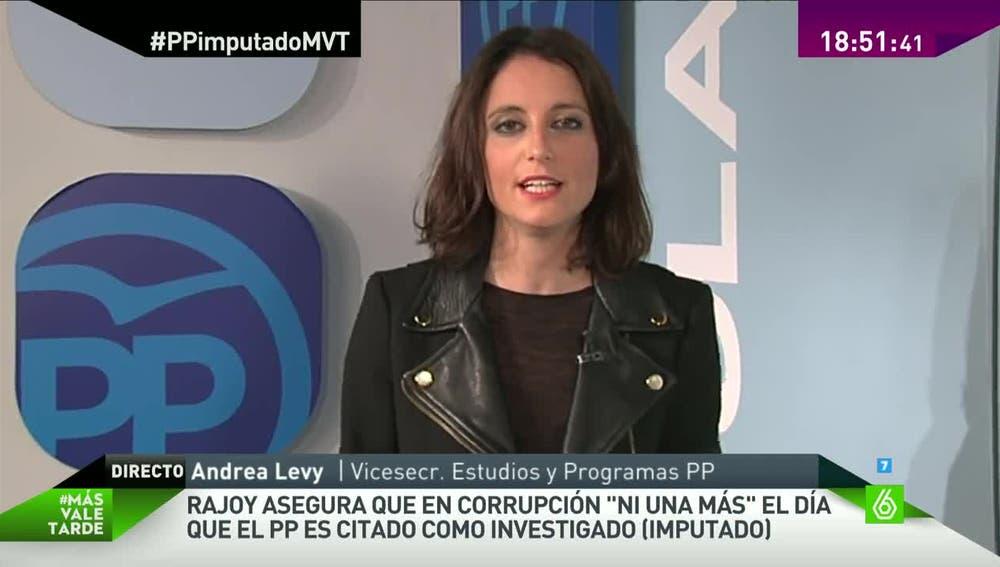 Andrea Levy en mvt