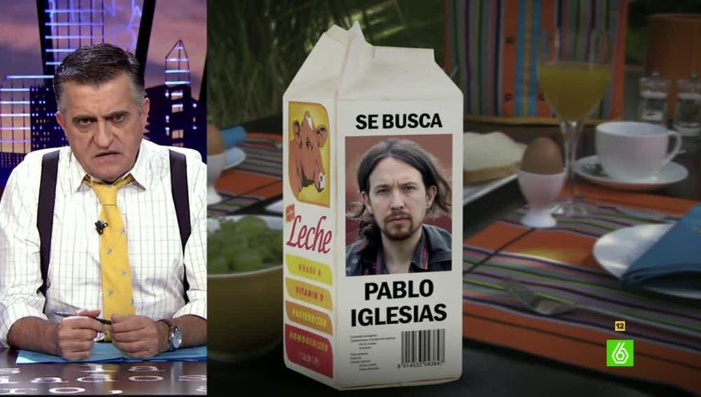 Se busca: Pablo Iglesias
