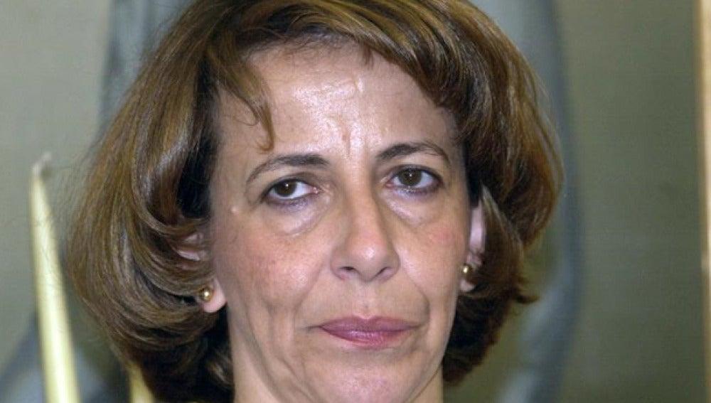 Carmen Navarro en una imagen de archivo