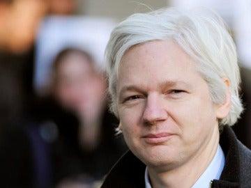 Assange en una imagen de archivo