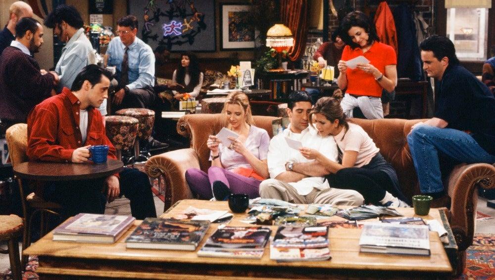 Central Perk en 'Friends'