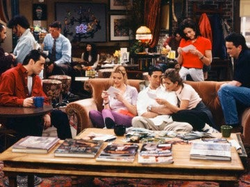 Central Perk en 'Friends'
