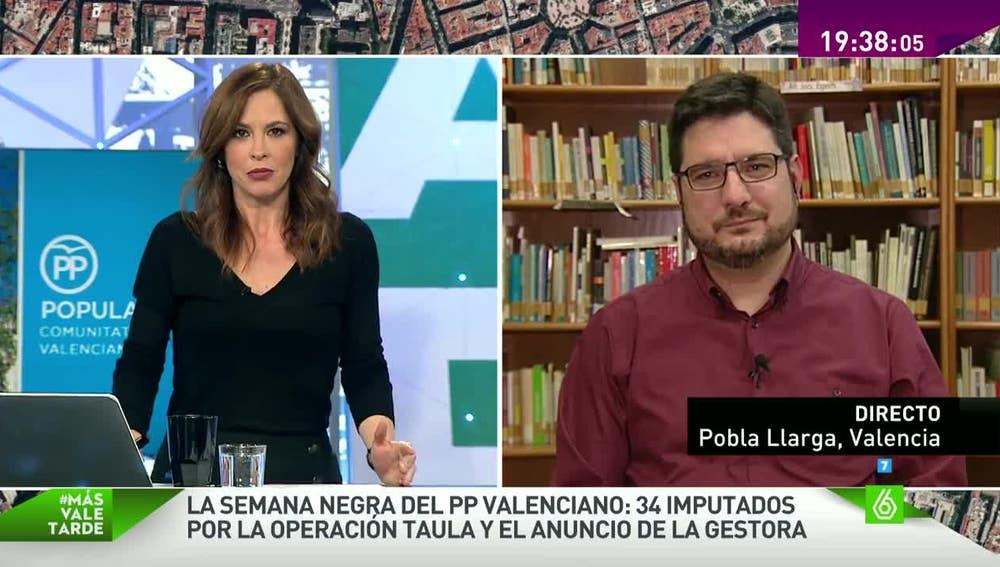 Ignacio Blanco en MVT