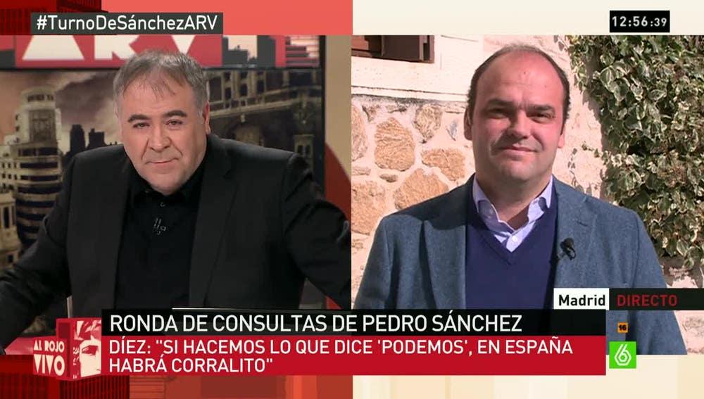 José Carlos Díez arv