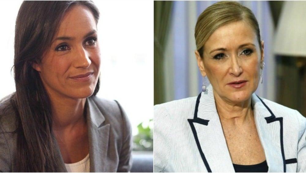 Cristina Cifuentes y Begoña Villacís