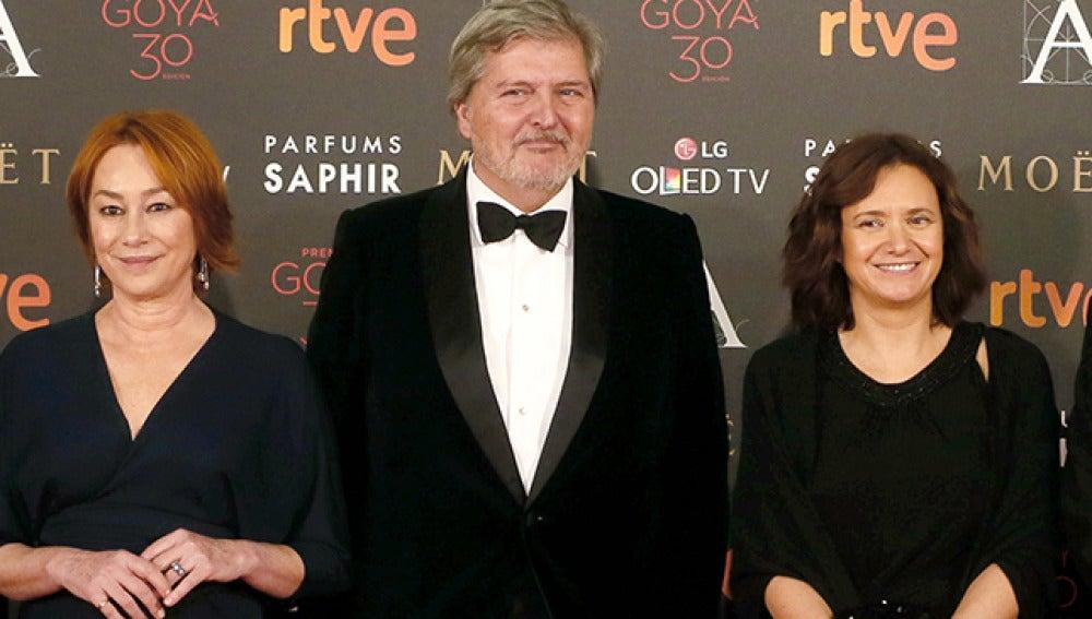 Íñigo Méndez de Vigo en los Premios Goya