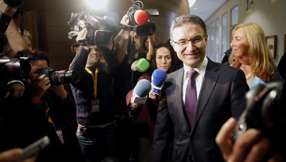 Serafín Castellano, exdelegado de Gobierno en Valencia