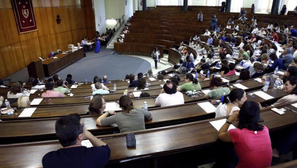 Más de 34.000 titulados optan a las 7.502 plazas de formación sanitaria