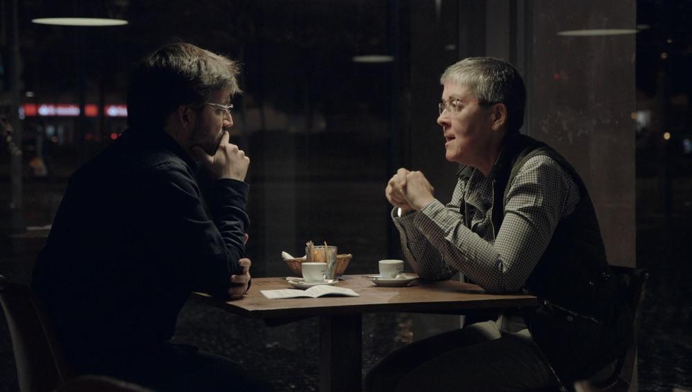 Jordi Évole entrevista a Francisca Verdejo