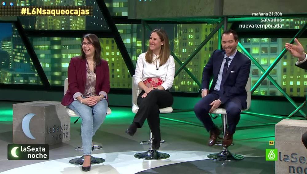 Jóvenes promesas españolas en laSexta Noche