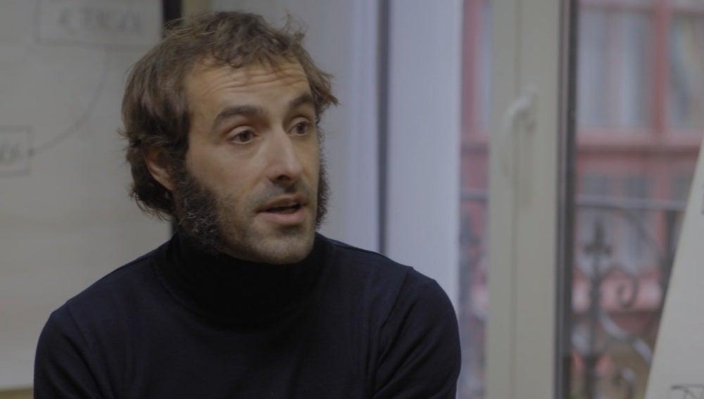 Jorge Freudenthal, psicólogo que trabaja con maltratadores