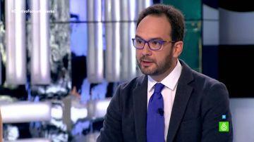Antonio Hernando en El Objetivo
