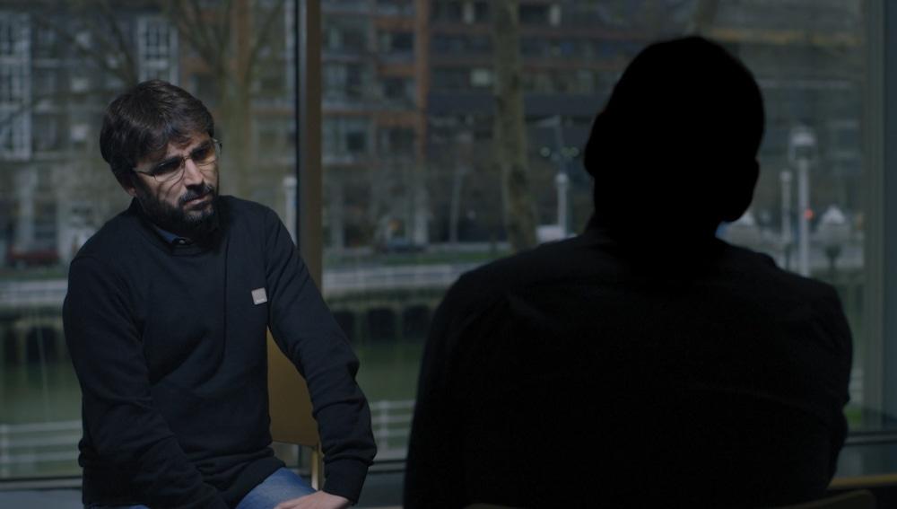 Jordi Évole entrevista a un maltratador
